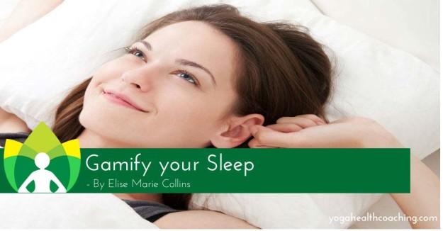 Gamify your Sleep