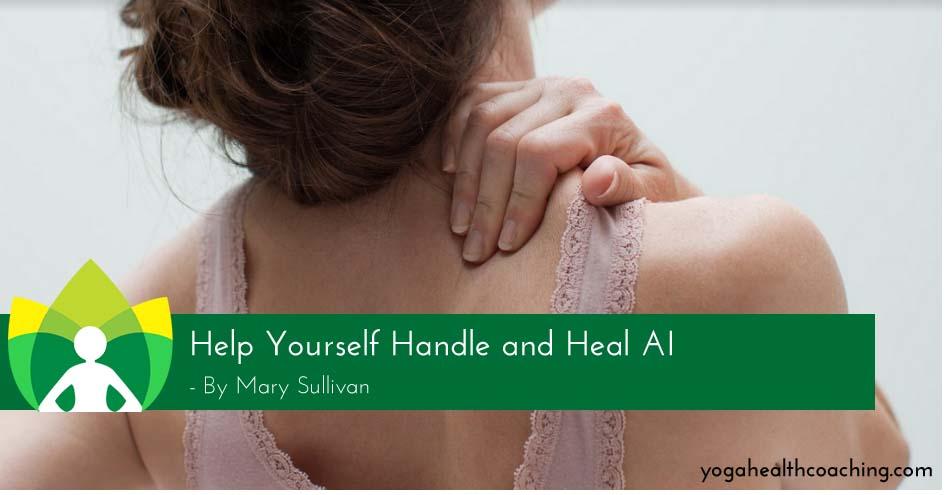 Help Yourself Handle and Heal AI