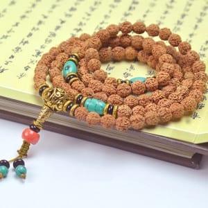 Tibetan-KingKong-Bodhi-font-b-Beads-b-font-font-b-108-b-font-Rosary-8mm-Round