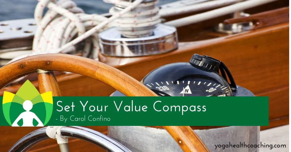 Set Your Value Compass