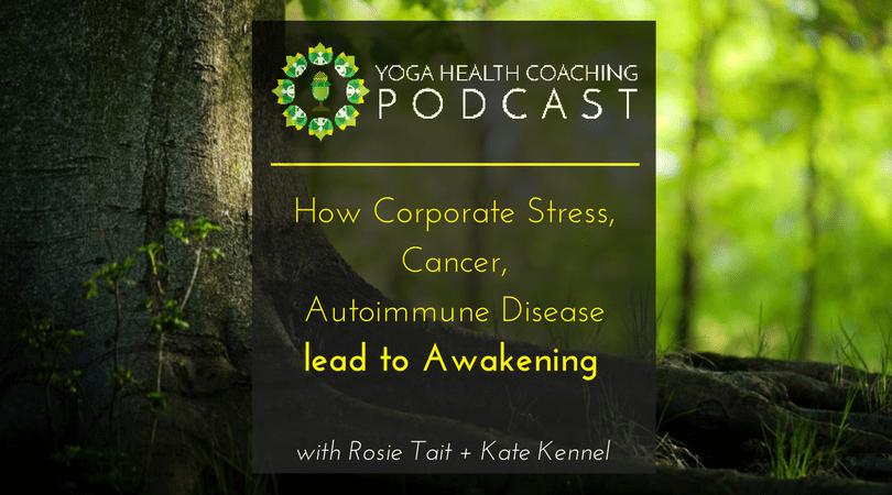 How Corporate Stress Cancer Autoimmune Disease lead to Awakening